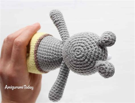 amigurumi rhino pattern cuddle me rhino amigurumi pattern amigurumi today