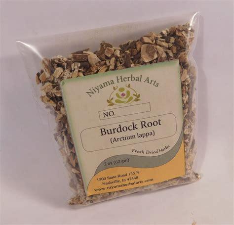 Burdock Root Detox Tea by Burdock Root Articum Iappa Organic Dried Herbs Tea
