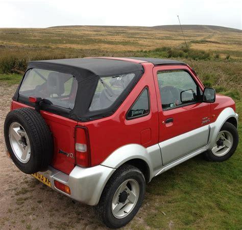 Suzuki Jimny Top Replacement Soft Top For The Suzuki Jimny And Suzuki