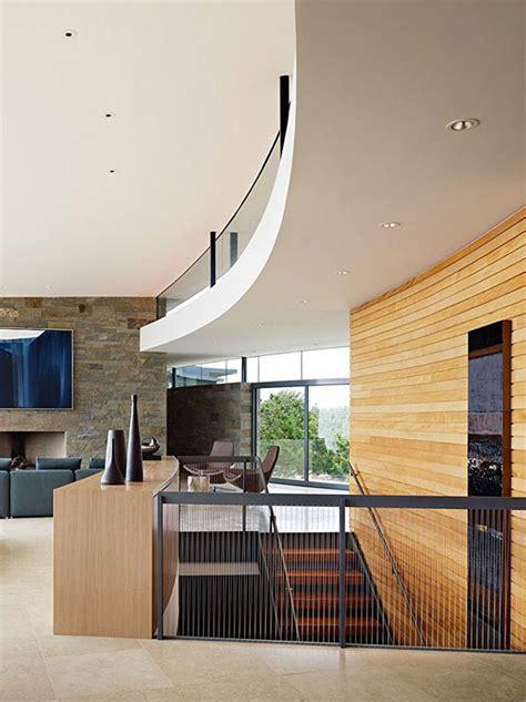 otter cove residence stunning modern home   coast