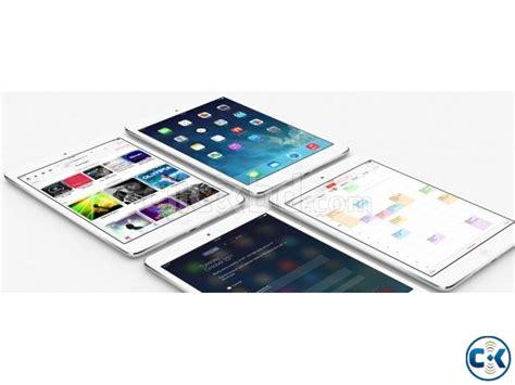 Iphone Ex 256gb Silver Garansi 1 Tahun Buy 1 Get 1 mini with retina display wifi cellular 32bg silver clickbd