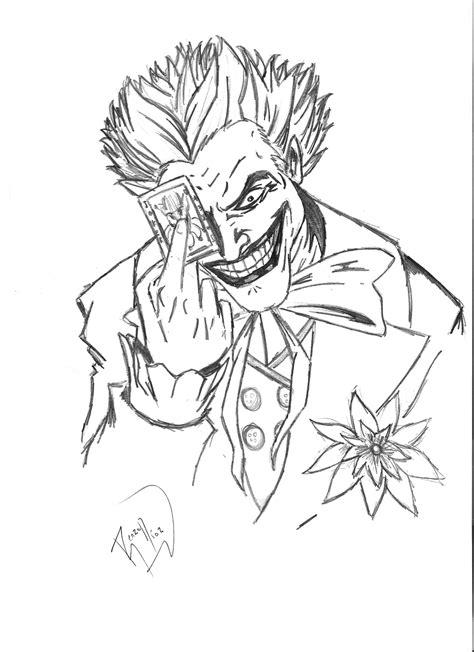 imagenes de joker para colorear joker el guason arte taringa