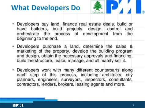 What Does Mba In Real Estate Developemnt by Introduction To Commercial Real Estate Development