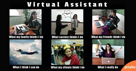 meme about assistants what think i do