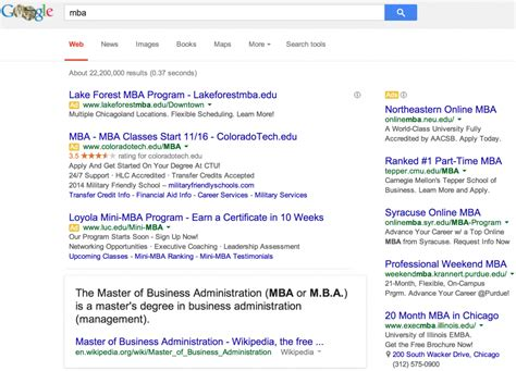 Mba Openings by Pay Per Click Higher Education Best Practices Eduvantis