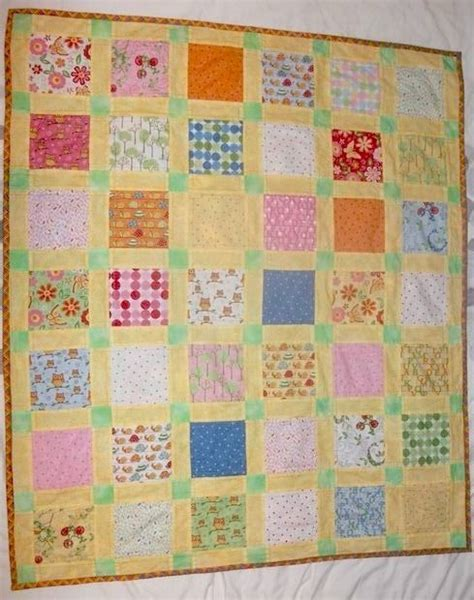 Baby Quilt Patterns For Beginners by 78 Best Images About Baby Quilt Patterns On