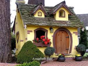 Cute Tiny Houses by Fairy Tail House Cabins And Little Houses Pinterest