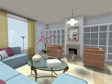 Best Home Floor Plan Design Software Create Built In Shelves In Roomsketcher Roomsketcher Blog
