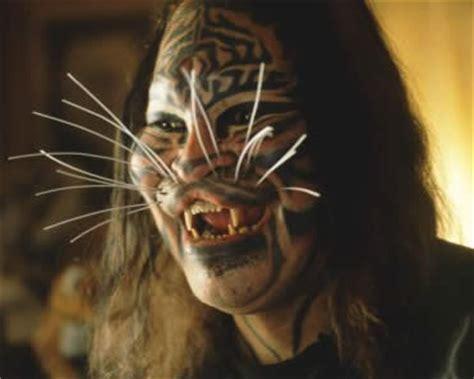 tattoo cat man cat man dennis smith tattoos pics photos pictures of his