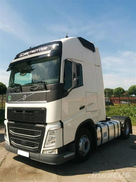 volvo fh  euro  globetrotter xl tractor units year  price   sale