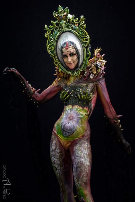 swiss painting festival 2013 swiss bodypainting foto gallerie