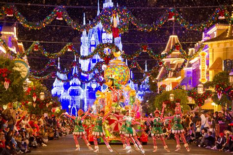 first night of mickey s very merry christmas party already
