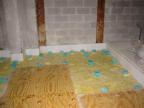 spring types for floating concrete floors   Gearslutz Pro