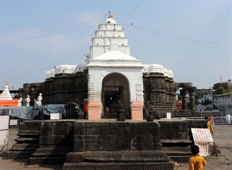 Temple Md Mba by Nageshwar Temple Aundha Nagnath