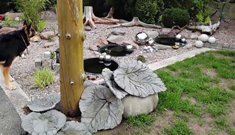 Gartendeko Aus Beton by Moderne Und Inspirierende Gartendeko Aus Beton Freshouse