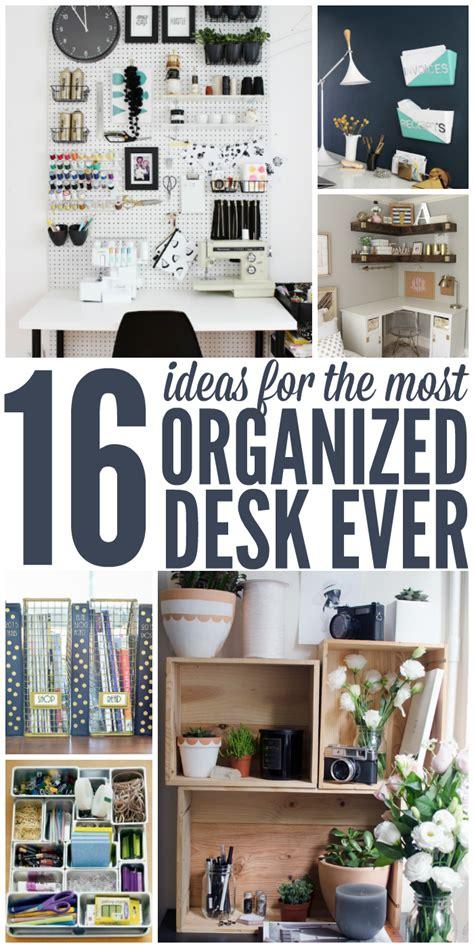 organized desk ideas organized desk ideas pottery barn organization center