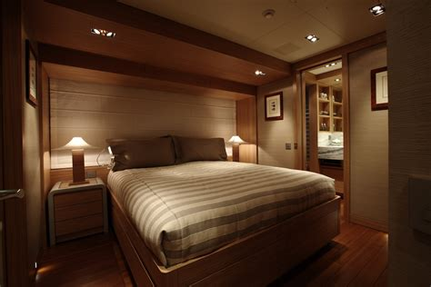 yacht bedroom guest queen bedroom sy exuma photo credit to giuliano
