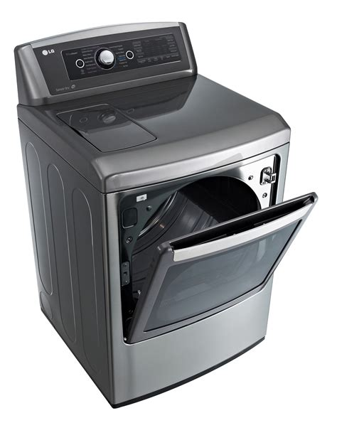 lg showcases mega capacity front and top loader washer dryers with turbowash at ces 2014 lg