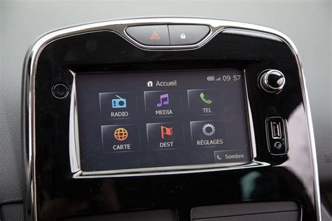 Zen Interior by Renault Clio Trend 2015 Nouvelle S 233 Rie Limit 233 E Photo