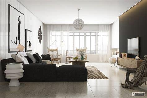 monochrome interior design enduring inspiration from vic nguyen