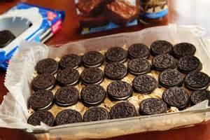 carr 233 s de brownie cookies aux or 233 os recette illustr 233 e