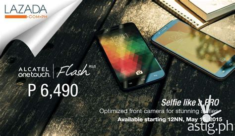 Hp Alcatel One Touch Flash Plus Lazada alcatel onetouch flash plus tech specs price astig ph