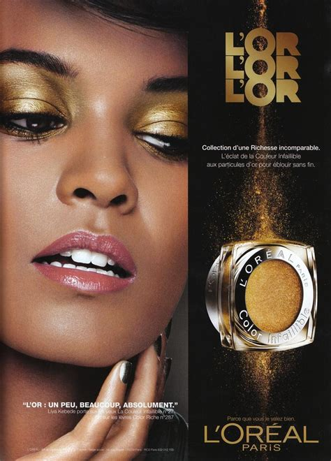 l oreal l oreal fall winter 2011 ad caign art8amby s blog