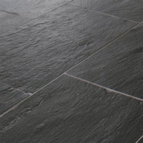 schwarzer naturstein bodenplatten schiefer porto naturstein baumaterial