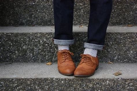 oxford shoes socks oxfords are for the fall 25 photos brown