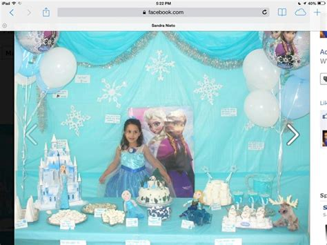 Frozen Decor by 17 Best Images About Frozen Birthday On