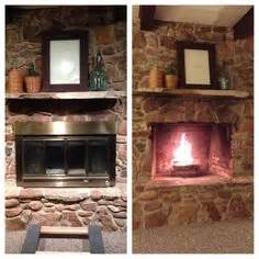 How To Remove Glass Fireplace Doors How To Remove Bifold Glass Fireplace Doors Home Hearth