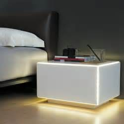 light bed side table and l usd at glance this