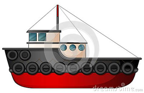 tugboat icon tugboat cartoons tugboat pictures illustrations and