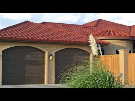 Octagon Houses roofing tiles glue spray amp color stone coated production
