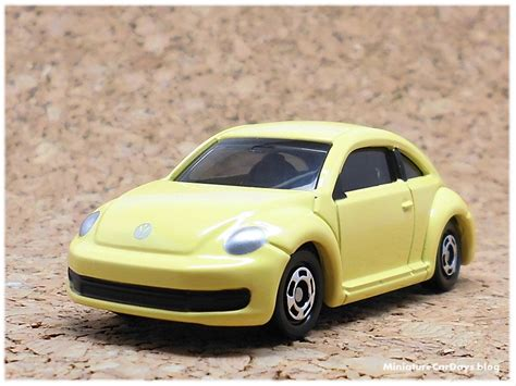 Tomica Volkswagen 01 miniaturecardays トミカ フォルクスワーゲン ザ ビートル 通常カラー