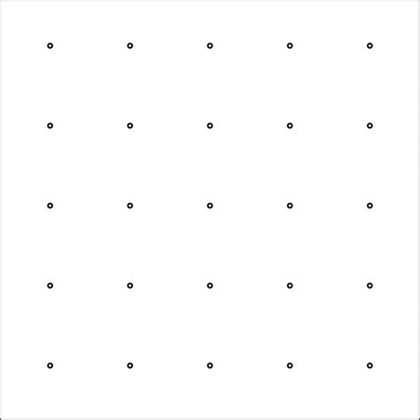 pattern drafting dot paper single geoboard geobord voor kleuters geoboard for