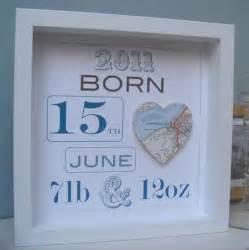 cuadros bebe personalizados cuadros personalizados con los datos de nacimiento del beb 233