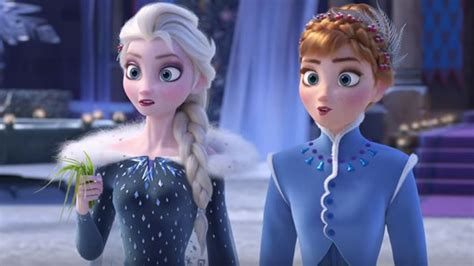 film coco awalnya frozen fans not happy about frozen short during coco film