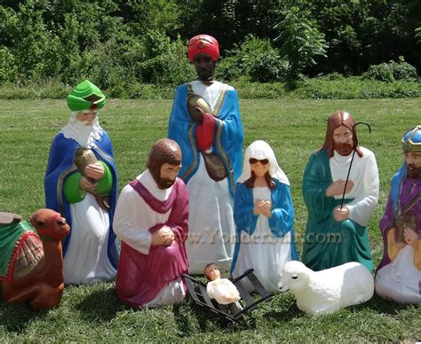 Outdoor Lighted Nativity Sets For Sale Outdoor Nativity Sets Hobby Lobby In Assorted Lighted Outdoor Nativity 8 Although Genial