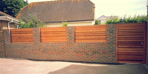 garden walls and fences crs landscapes portfolio