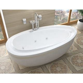 freestanding bathtubs with jets jetted tubs shop the best deals for sep 2016