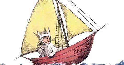where the wild things are sailboat my rumpus boat