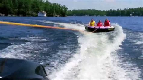 sea doo boat tubes 3 person tube towable sea doo water tube lake rosseau