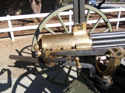 Gatling Feeder gatling gun feeding mechanisms forgotten weapons
