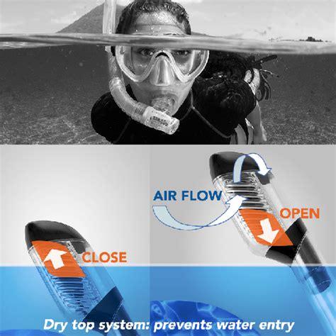 best snorkeling set cressi palau mask fin snorkel set with