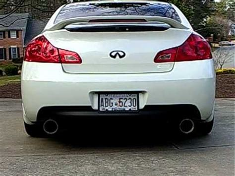 2008 infiniti g35 top speed topspeed pro 1 infiniti g35 g37 sedan exhaust system