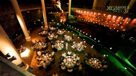 bodas xcaret weddings riviera maya youtube