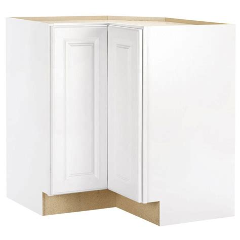 Home Depot Corner Cabinet by Hton Bay 28 375x34 5x16 5 In Lazy Susan Corner Base