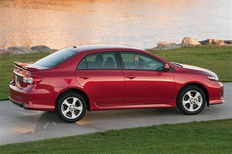 2013 Toyota Corolla Tire Size Used 2013 Toyota Corolla For Sale Pricing Features
