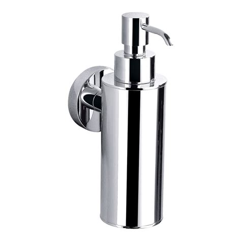 wall mount soap dispenser wall mounted soap dispenser now at plumbing co uk
